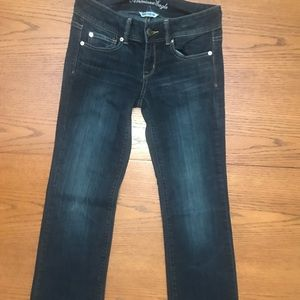AE Slim Boot Jeans Size 4